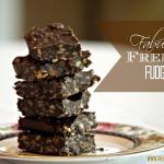 Fabulous Freezer Fudge