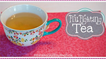Flu-Fighting Tea