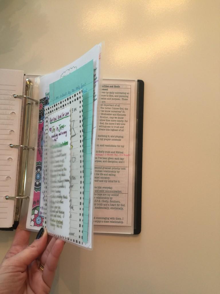 Prayer Notebook 18