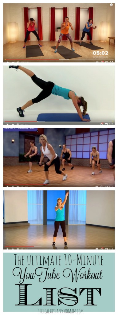 Ultimate YouTube Workout