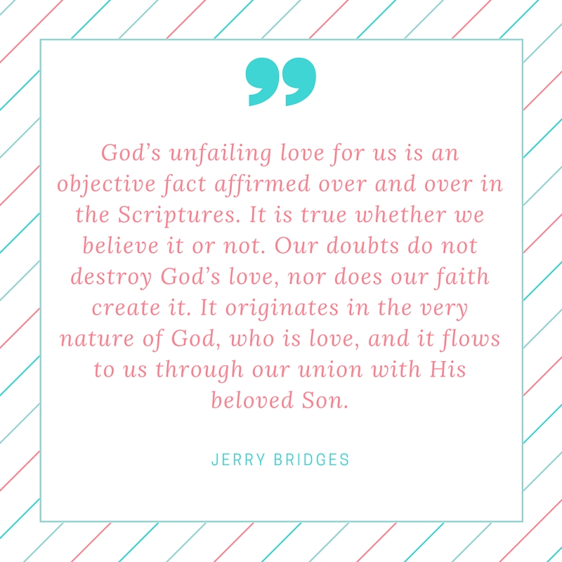 Jerry Bridges Quote