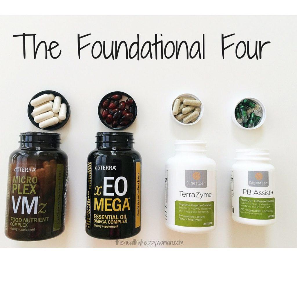 foundational four