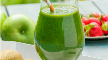 New Year New You: Drink Green Drinks